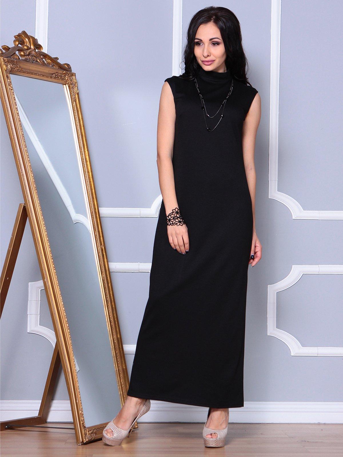 Платье черное | 3901265