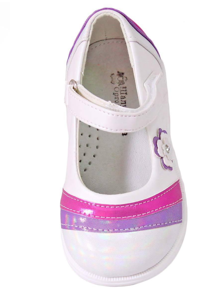 Туфлі білі   3902606   фото 4