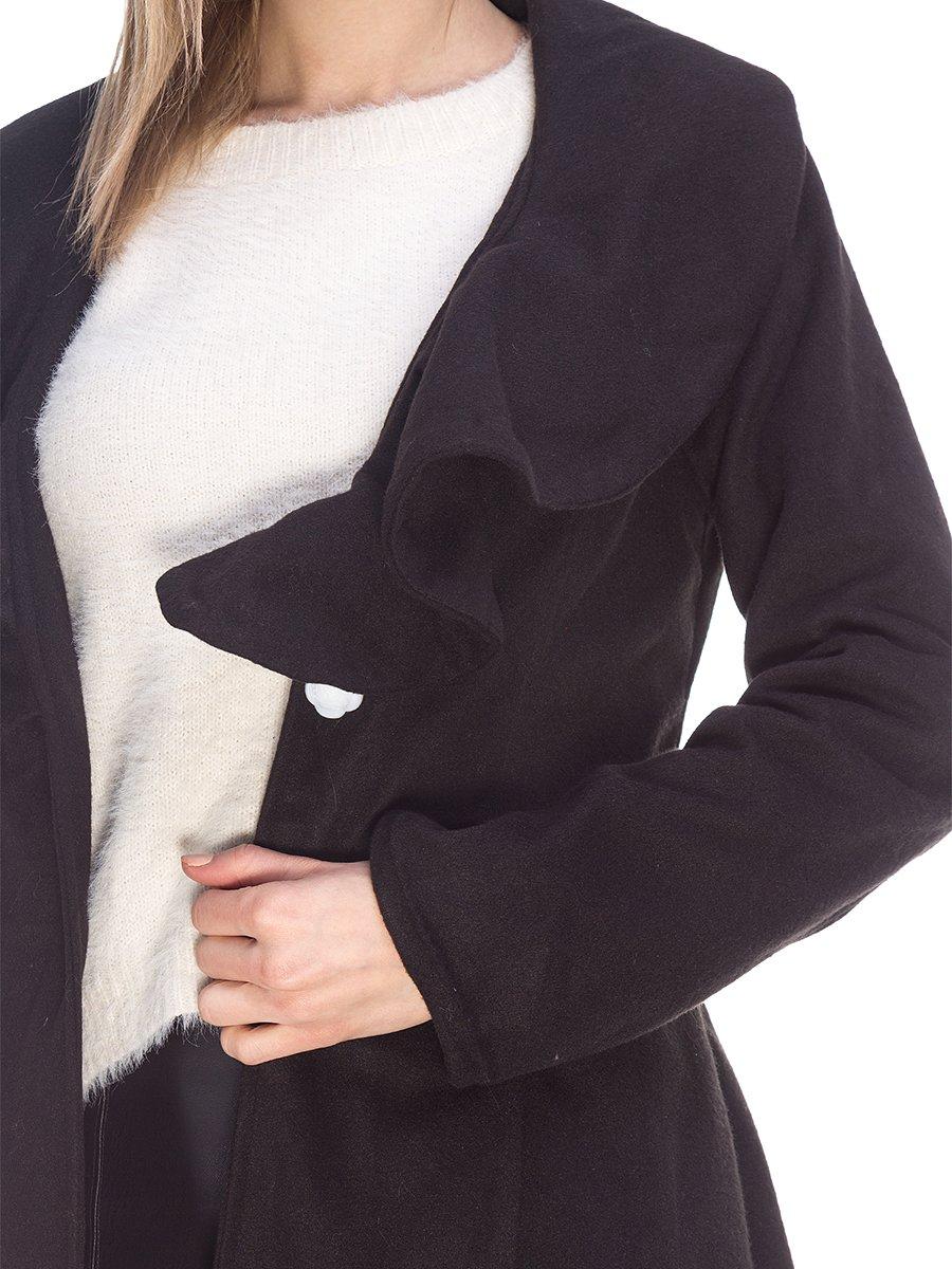 Пальто черное   3764874   фото 3