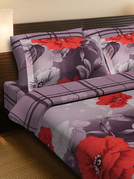 Комплект постельного белья полуторный | 3900467
