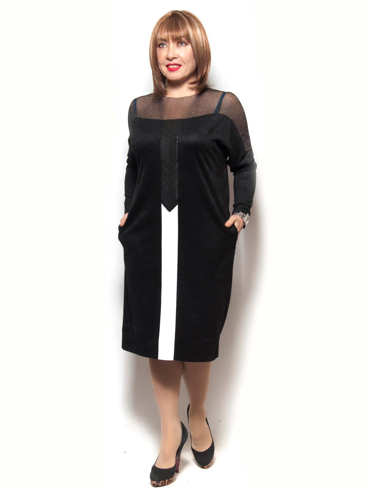 Платье черное | 3906829