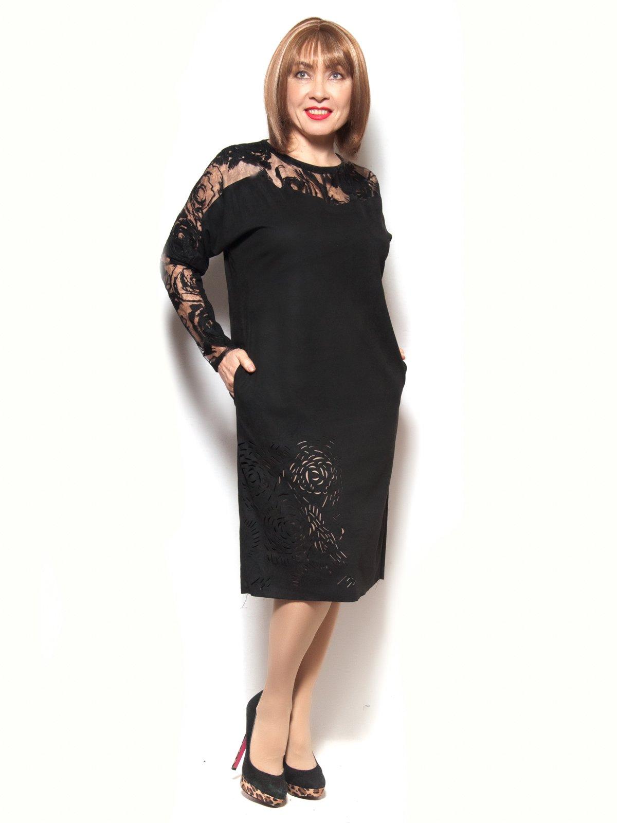 Платье черное   3906830