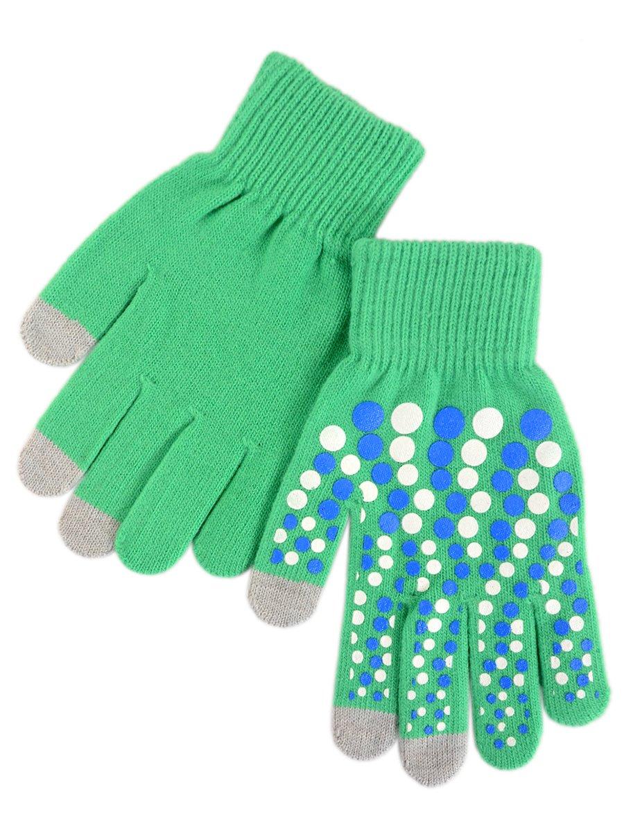 Рукавички зелені сенсорні | 3909489 | фото 2