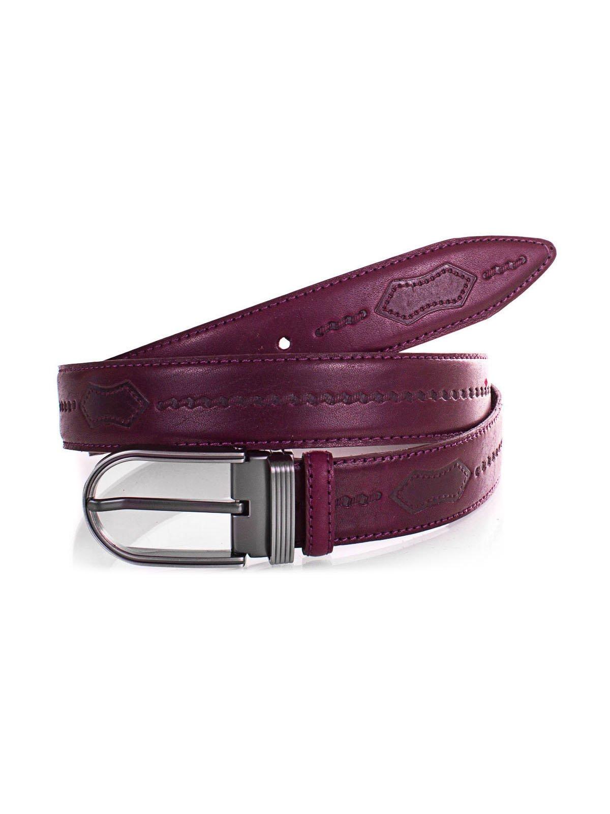 Ремінь фіолетовий   3910735