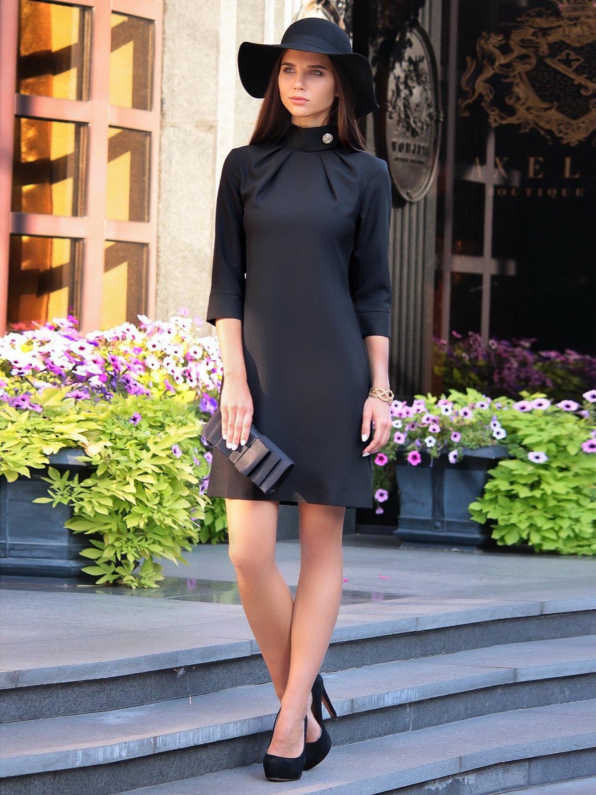 Платье черное | 2005589