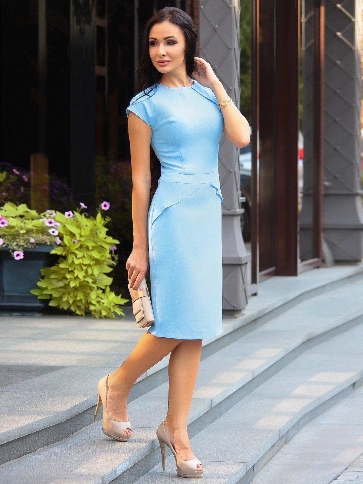 Сукня блакитна | 2484653