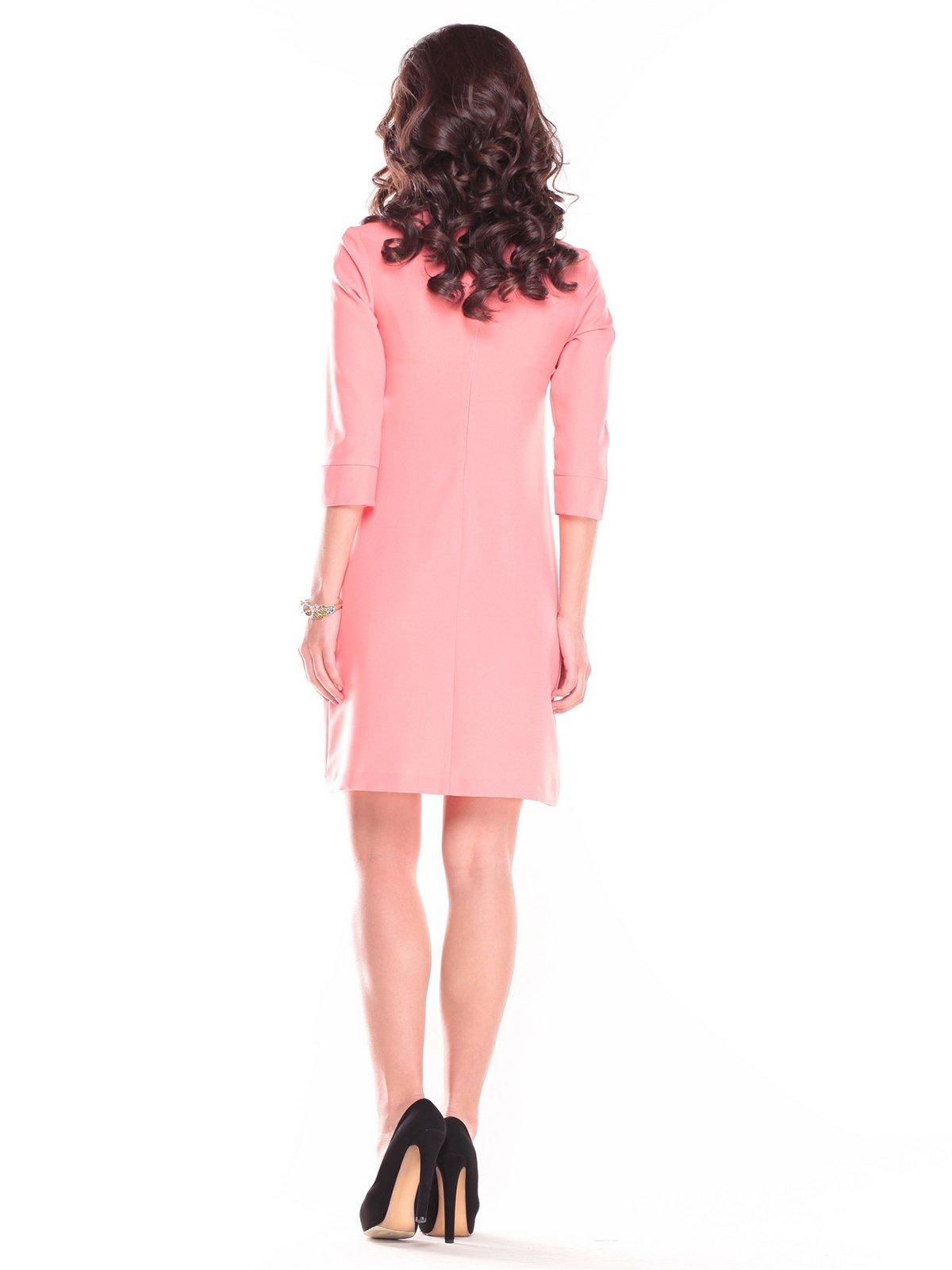 Платье темно-персиковое | 2679868 | фото 5