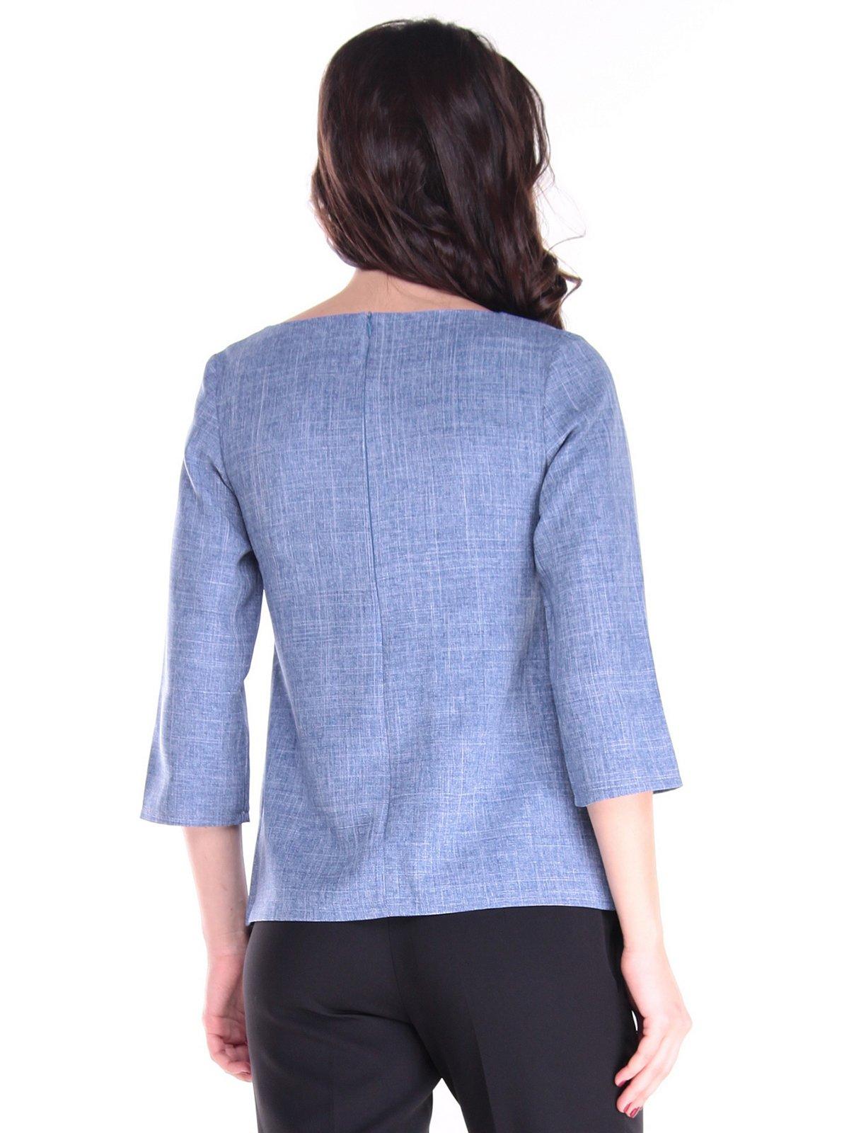 Блуза светло-сиреневая   2933267   фото 3