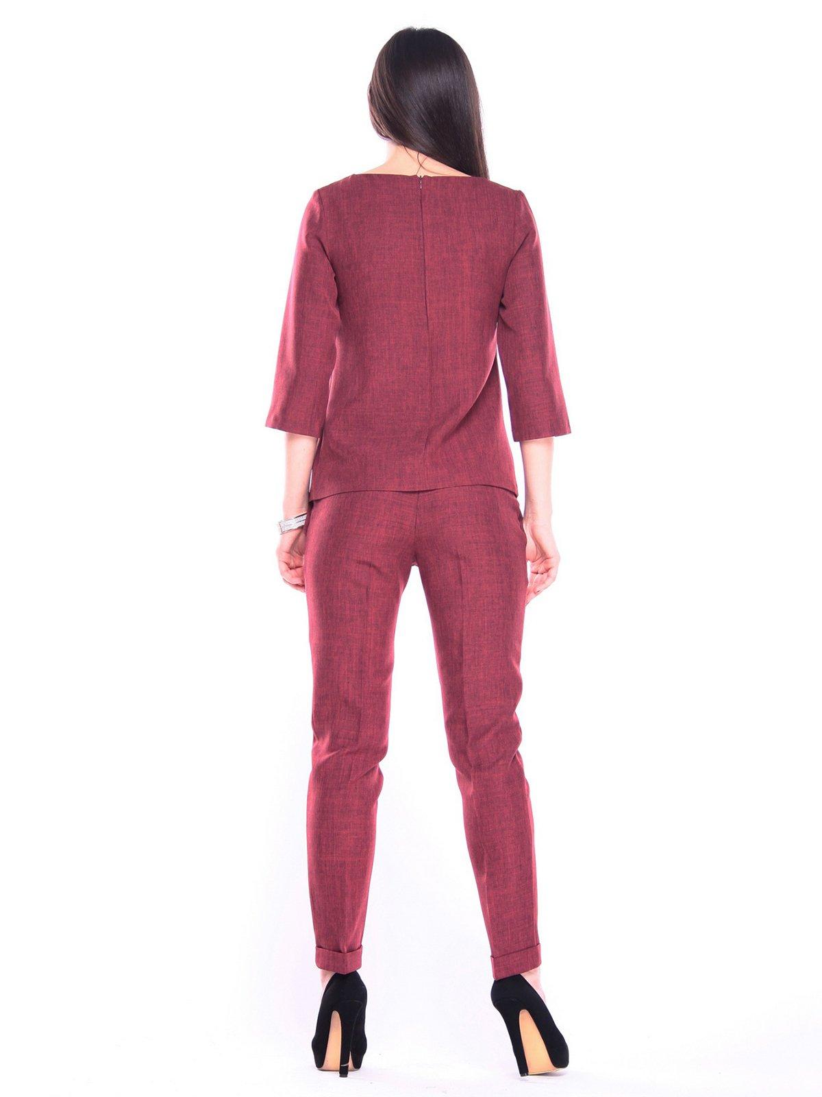 Костюм: блуза и брюки | 3091006 | фото 5