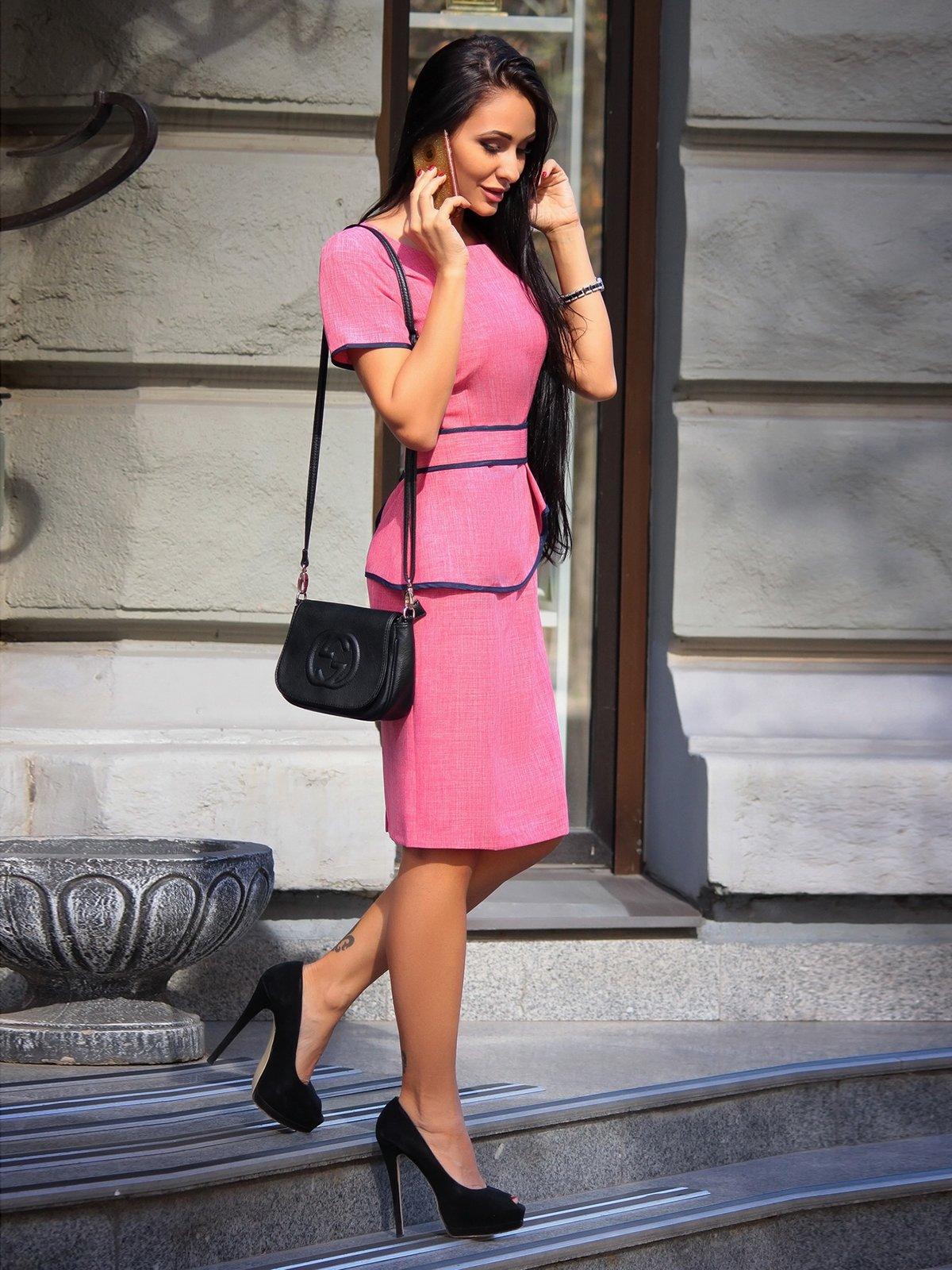 Сукня рожева | 3190993
