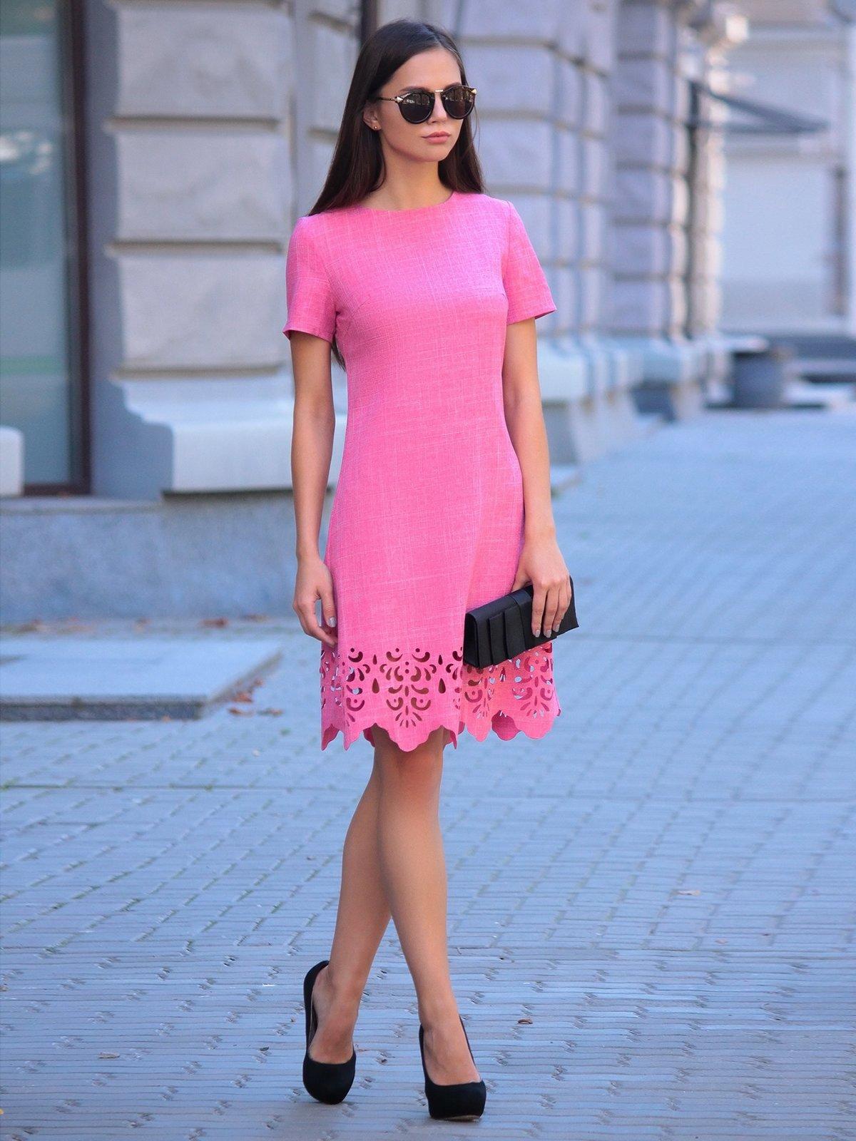 Сукня рожева | 3214785