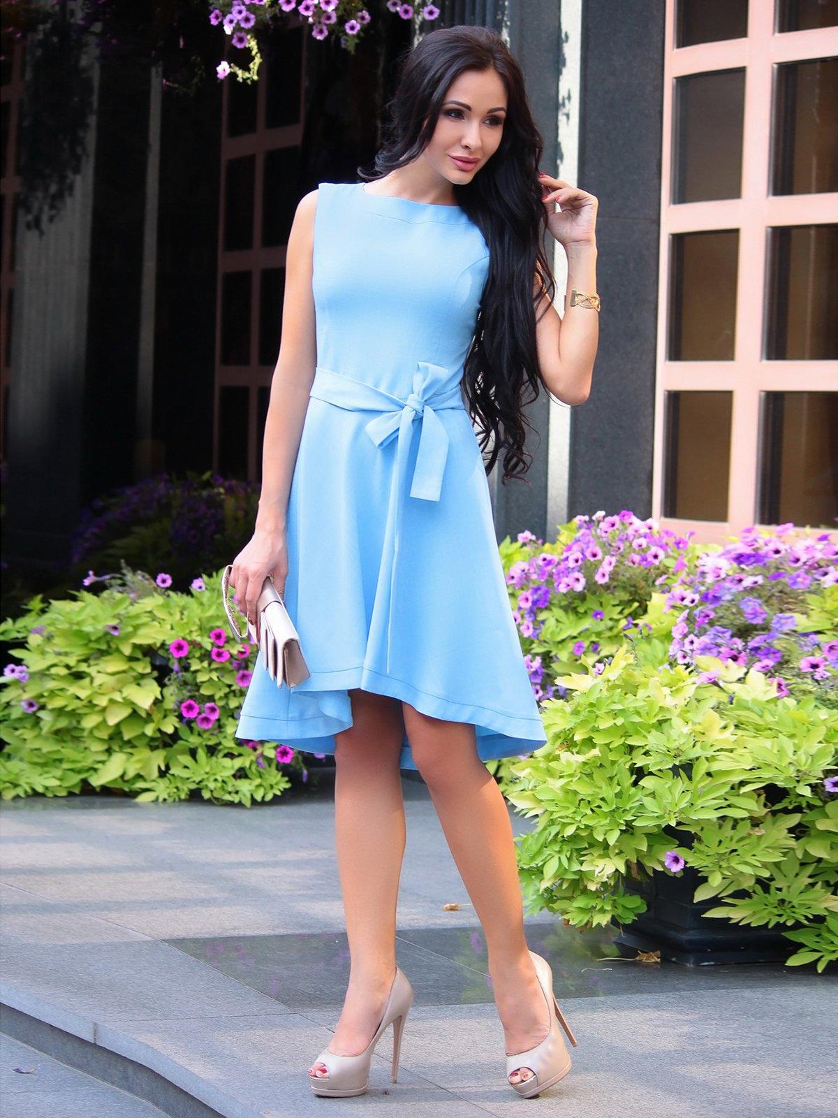 Сукня блакитна | 3302036