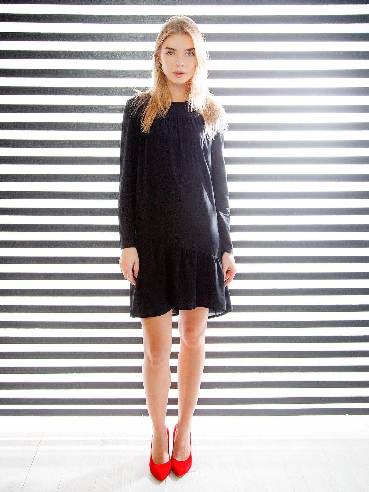 Платье черное | 3666136