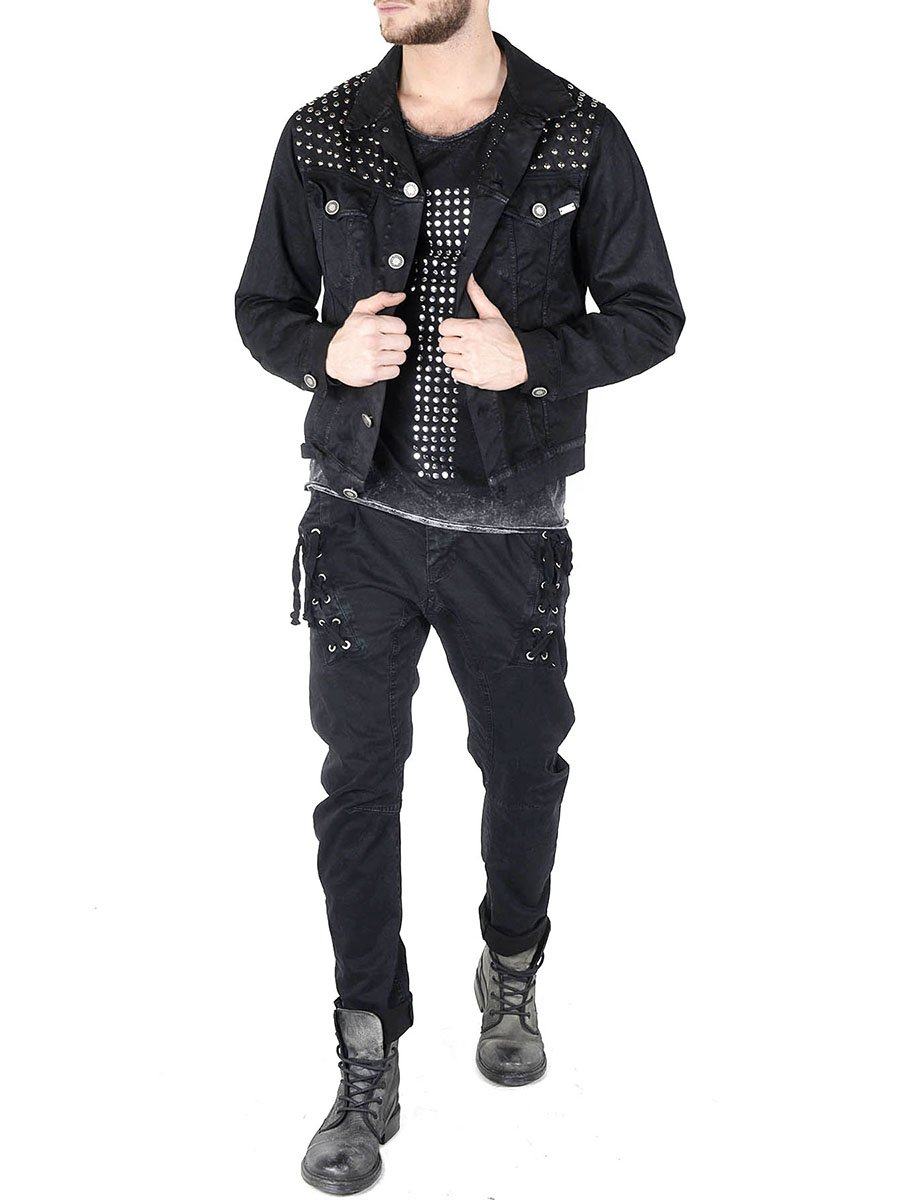 Куртка чорна | 3920628