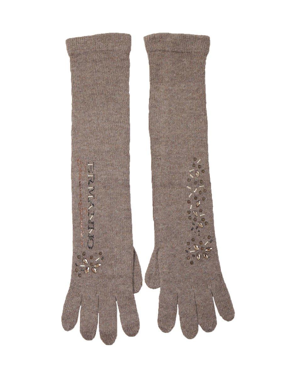 Перчатки светло-коричневые | 3922981