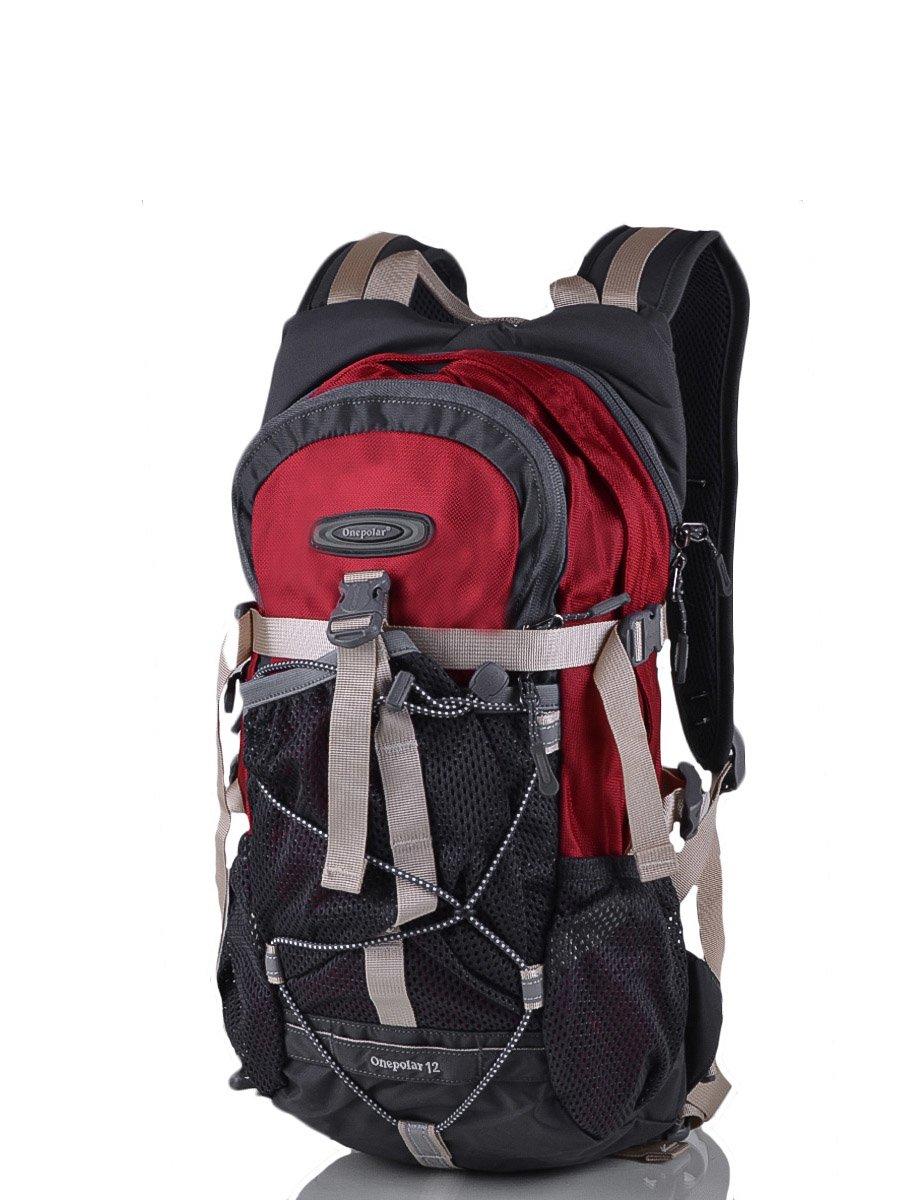 Рюкзак червоно-сірий   3924490