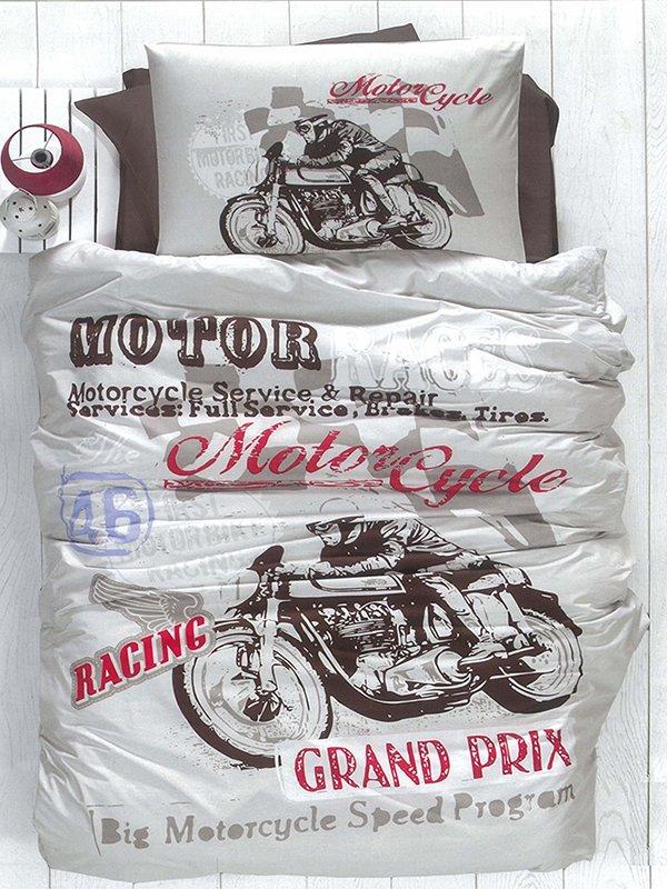 Комплект постельного белья полуторный   3904128