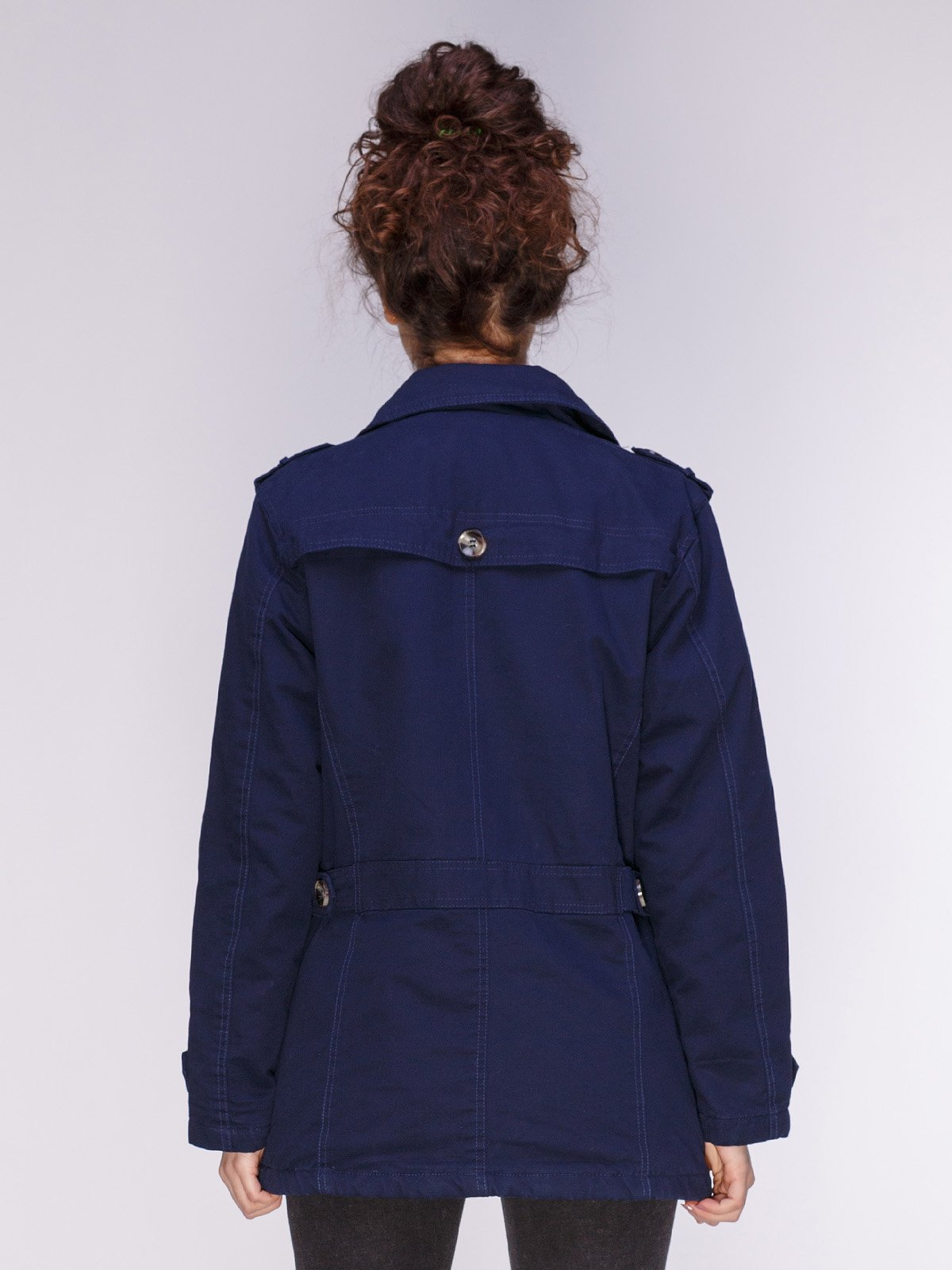 Куртка темно-синяя   3666661   фото 2