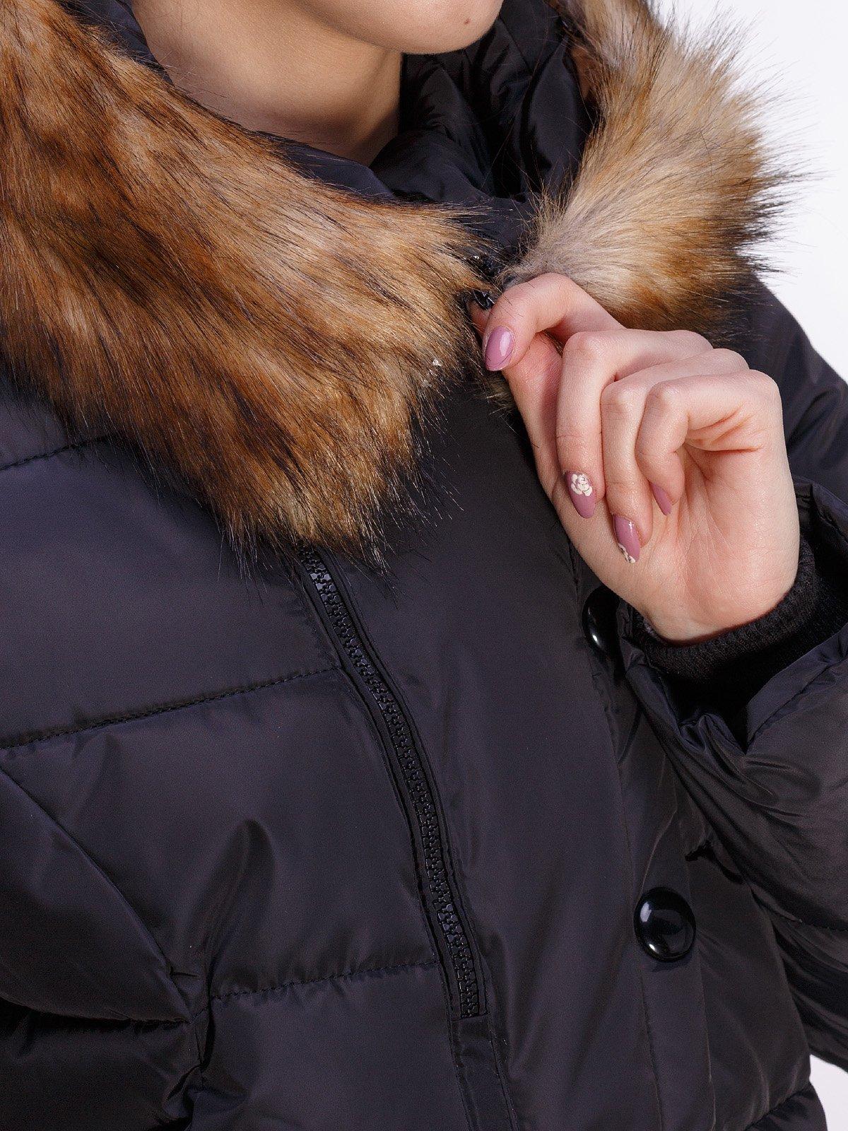 Куртка черная | 3897734 | фото 3