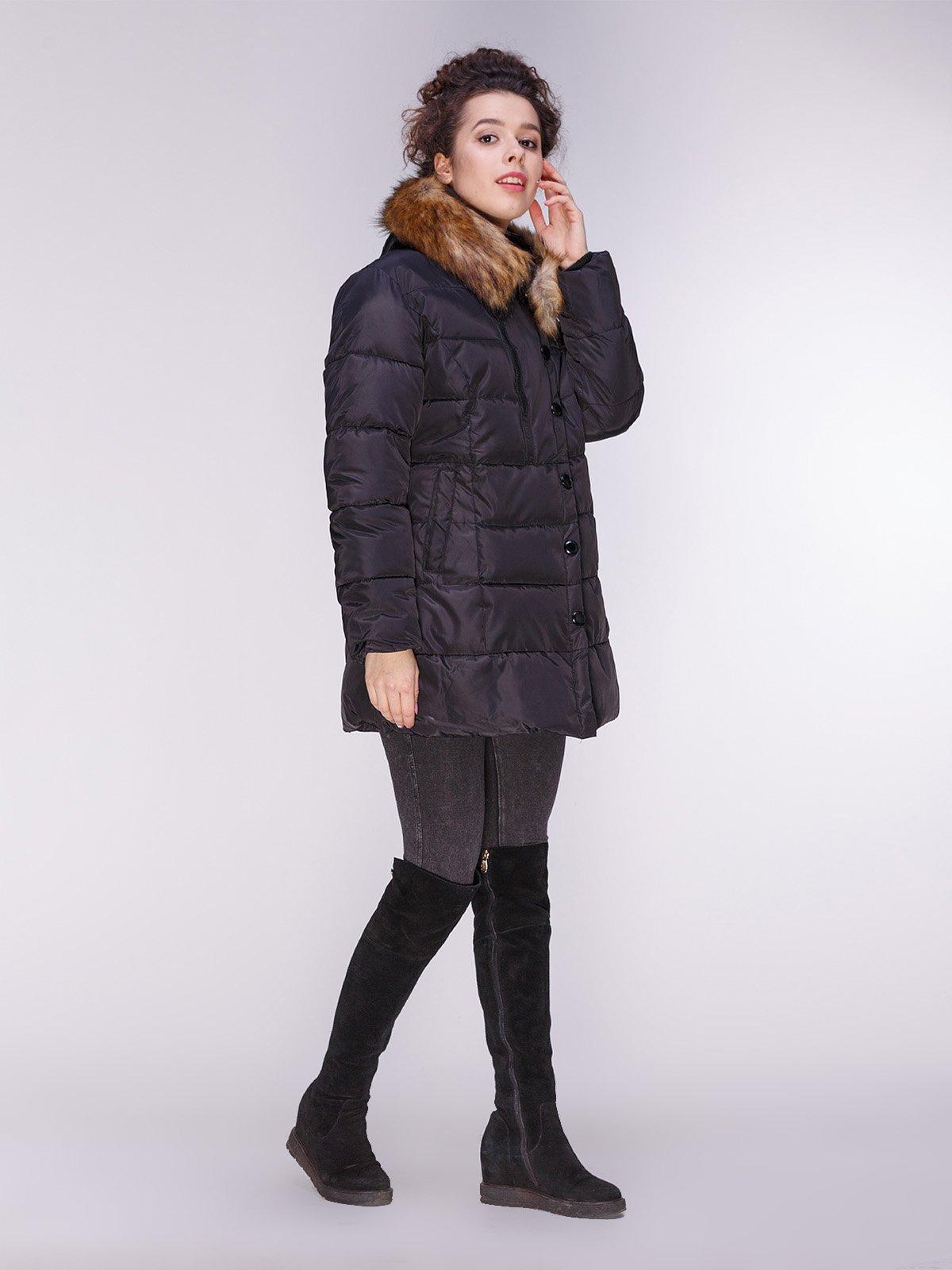Куртка черная | 3897734 | фото 4