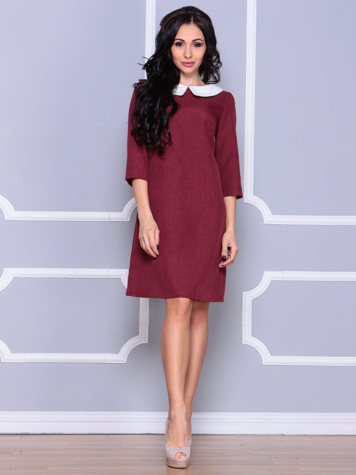 Платье светло-сливовое | 3926386