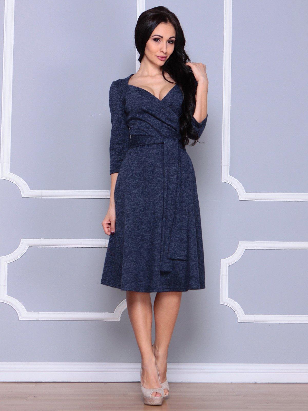 Сукня темно-синя | 3926392
