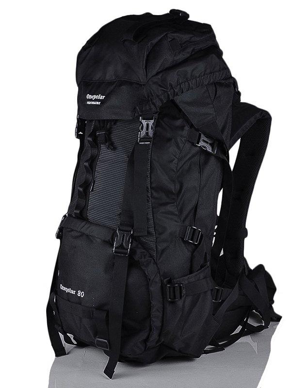 Рюкзак чорний | 3924499