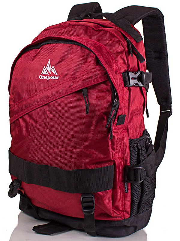 Рюкзак червоно-чорний | 3924549