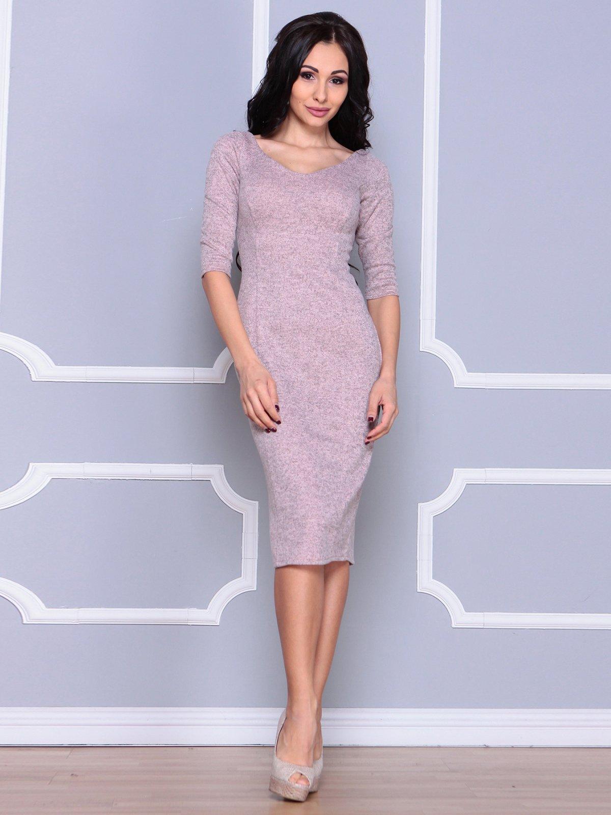 Сукня персикового кольору | 3926429