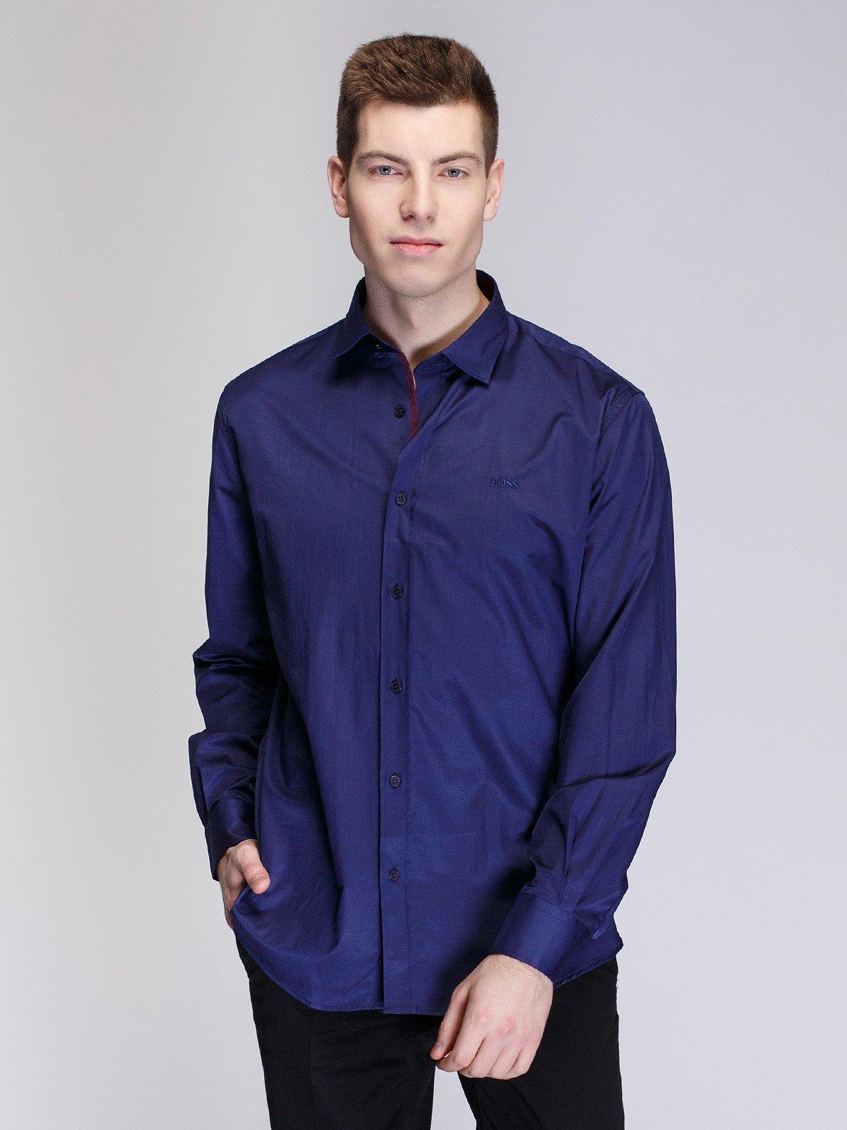 Рубашка синяя | 3930813