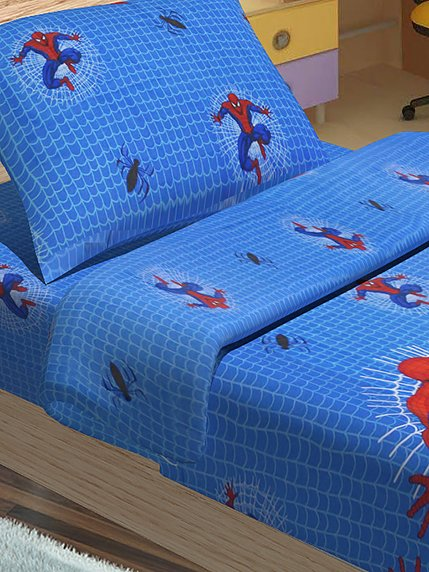 Комплект постельного белья подростковый | 3935954