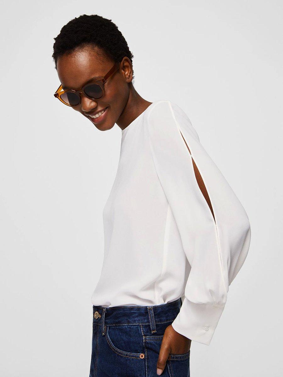 Блуза біла | 3939283