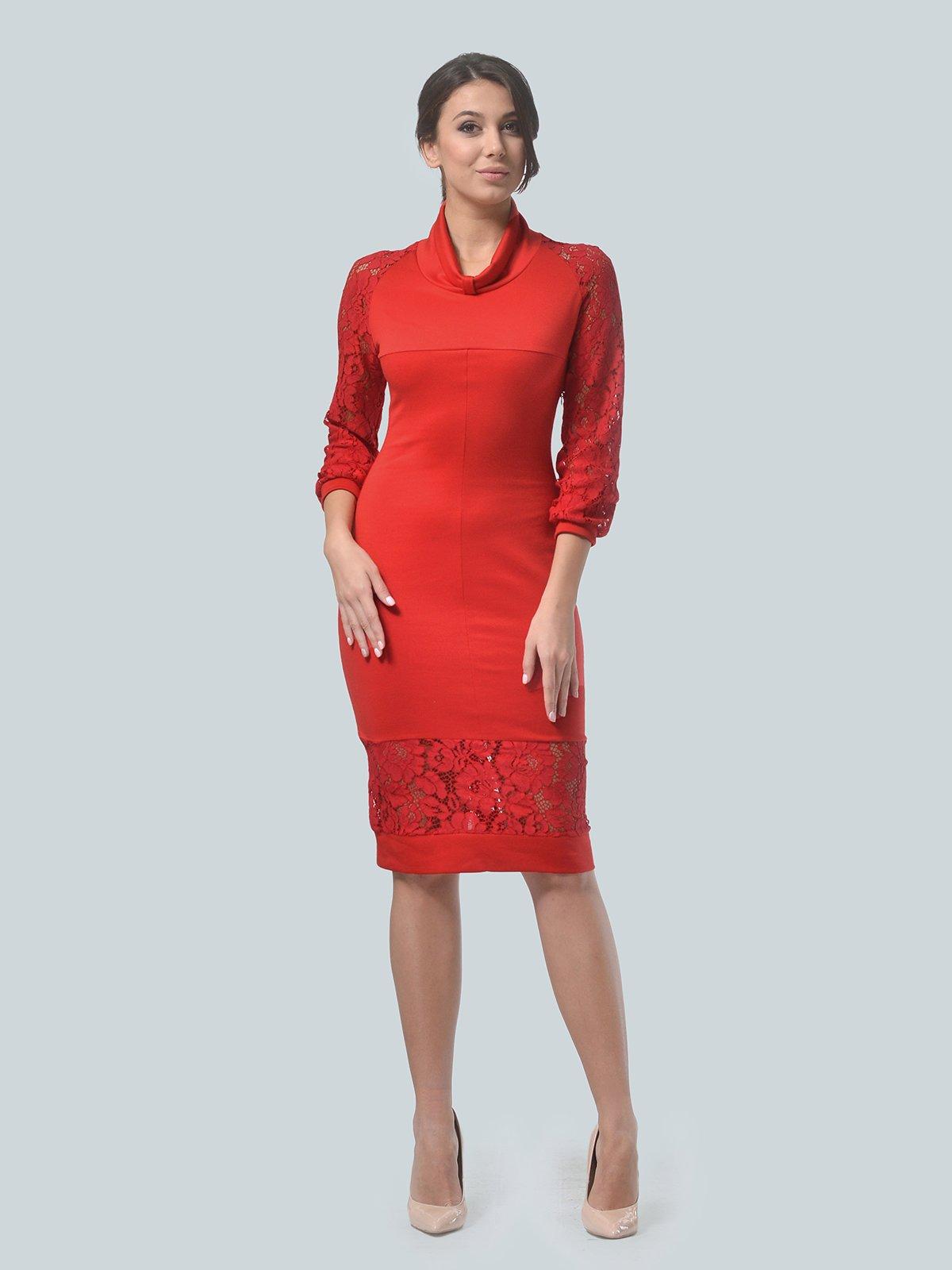 Платье красное   3939903