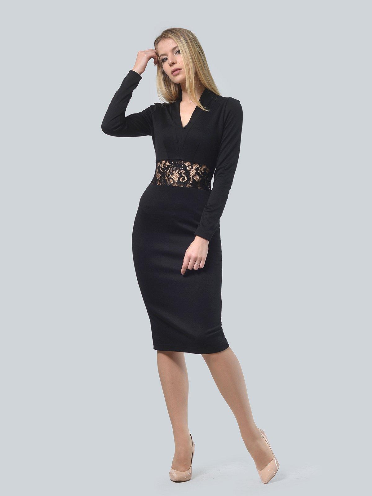 Платье черное   3939915
