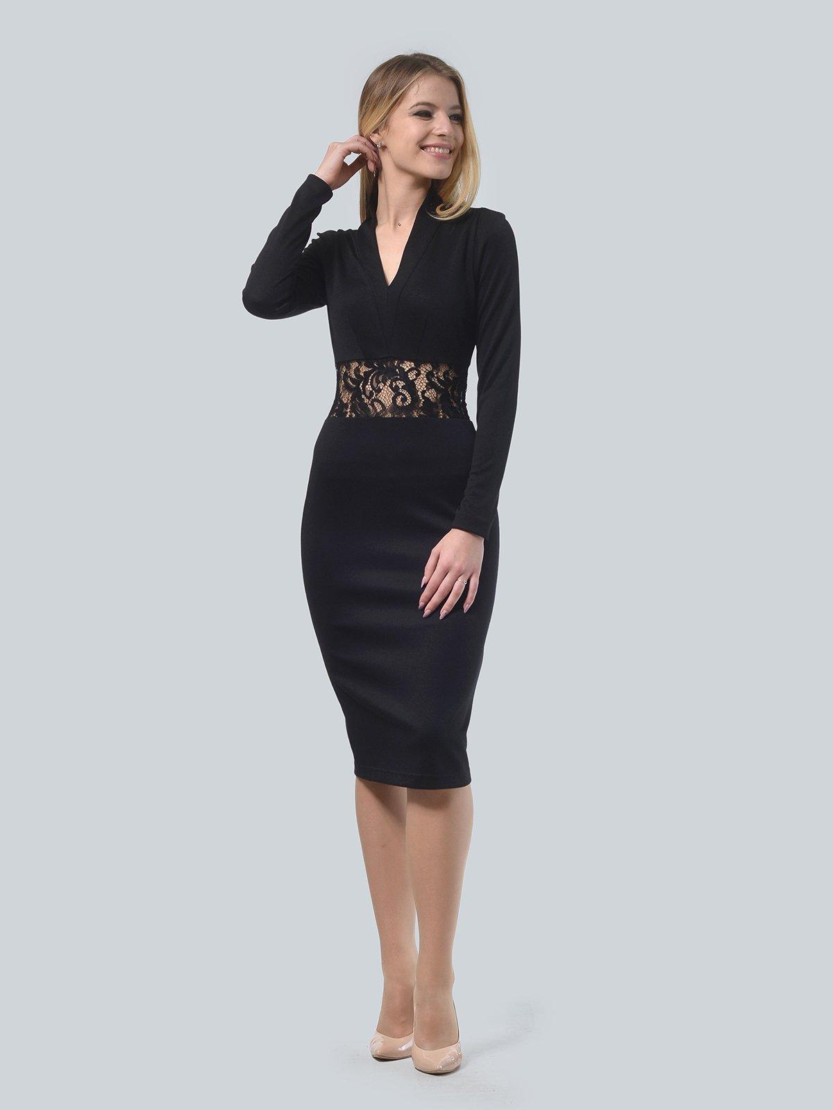 Платье черное   3939915   фото 3