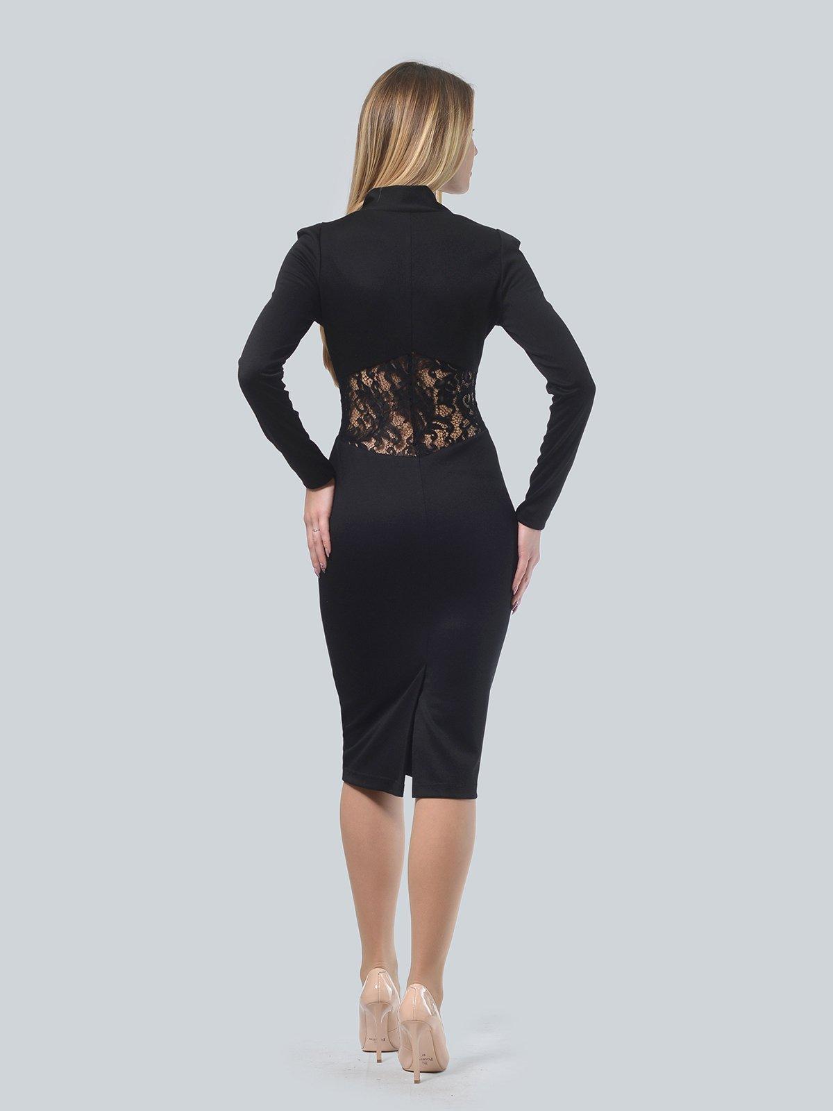 Платье черное   3939915   фото 4