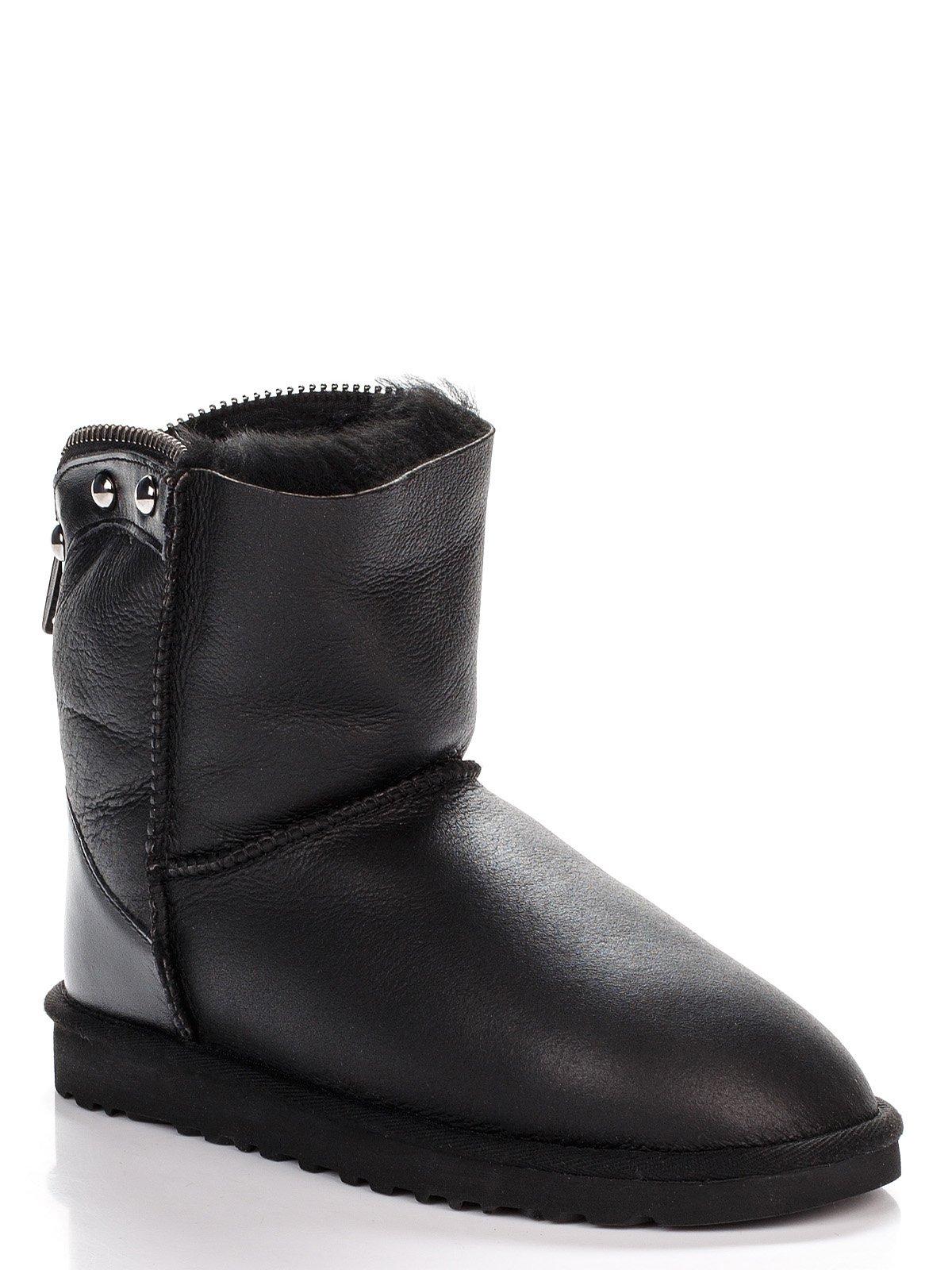 Полусапожки черные | 3773512