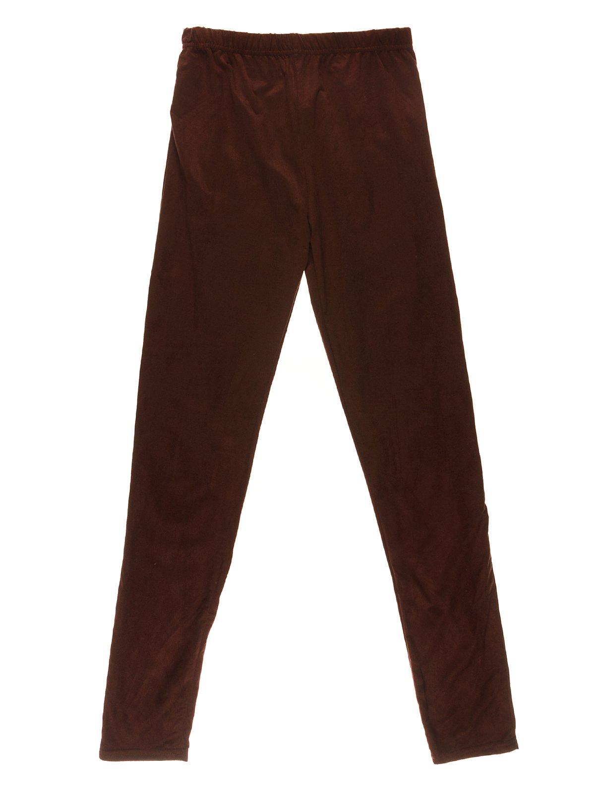 Легінси коричневі | 987218