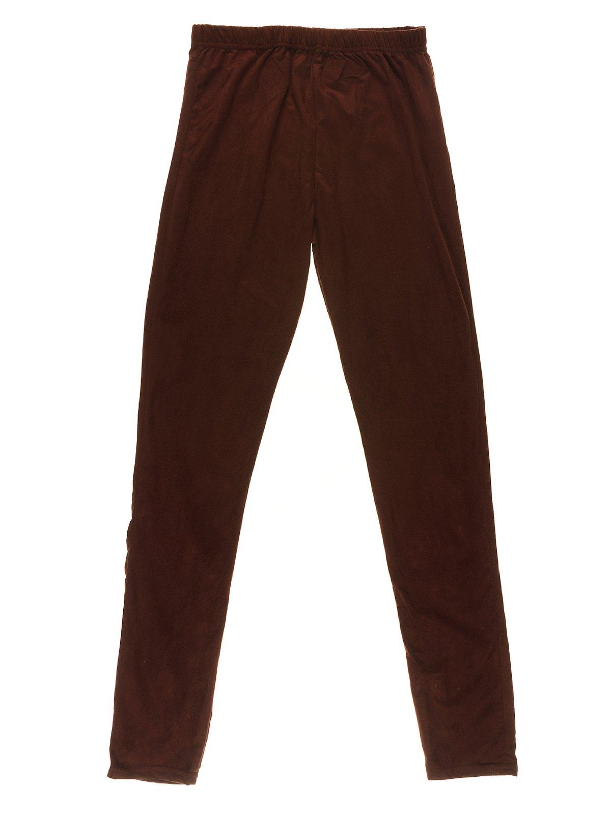 Легінси коричневі | 987218 | фото 2