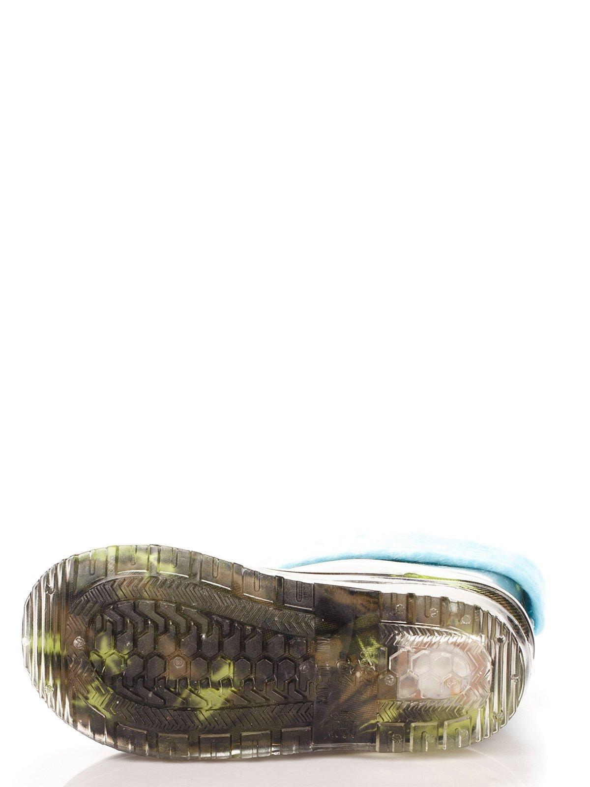 Чоботи камуфляжного забарвлення | 3919441 | фото 4