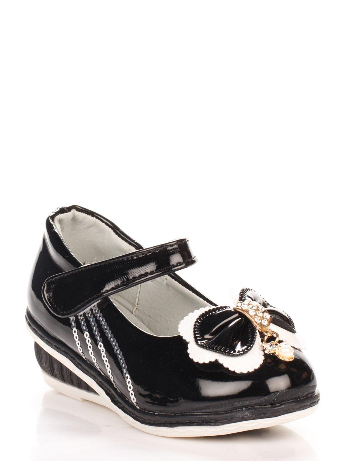 Туфли черные | 3902748