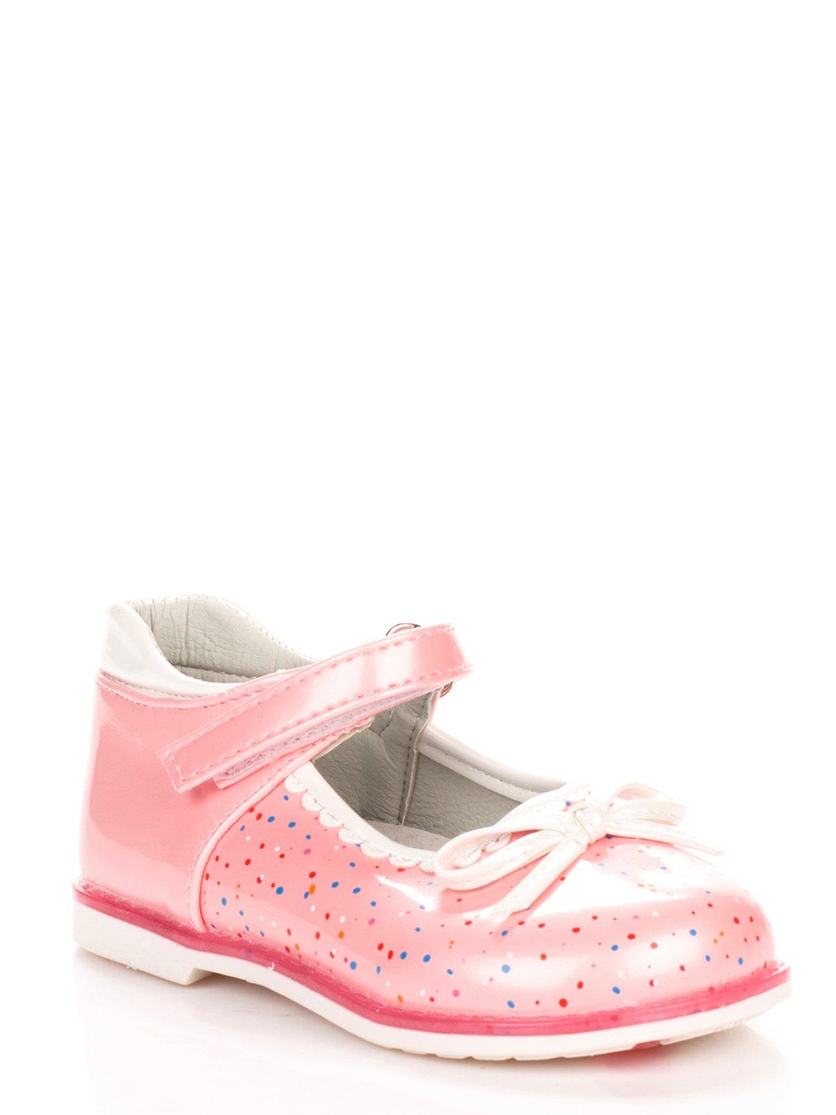 Туфли розовые в крапинку | 3919462