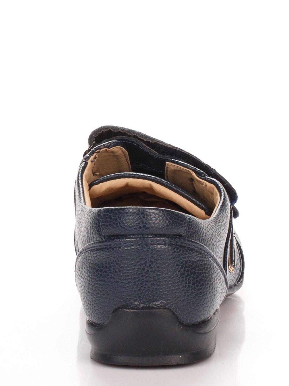 Туфлі сині | 3919032 | фото 3