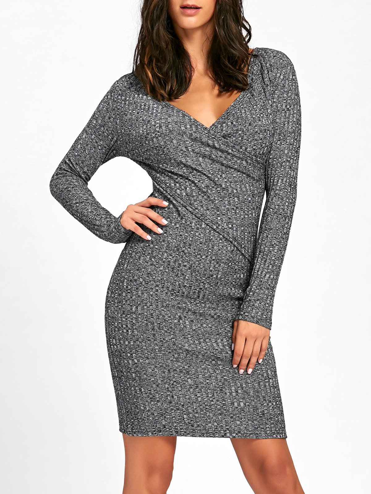Сукня сіра | 3955406