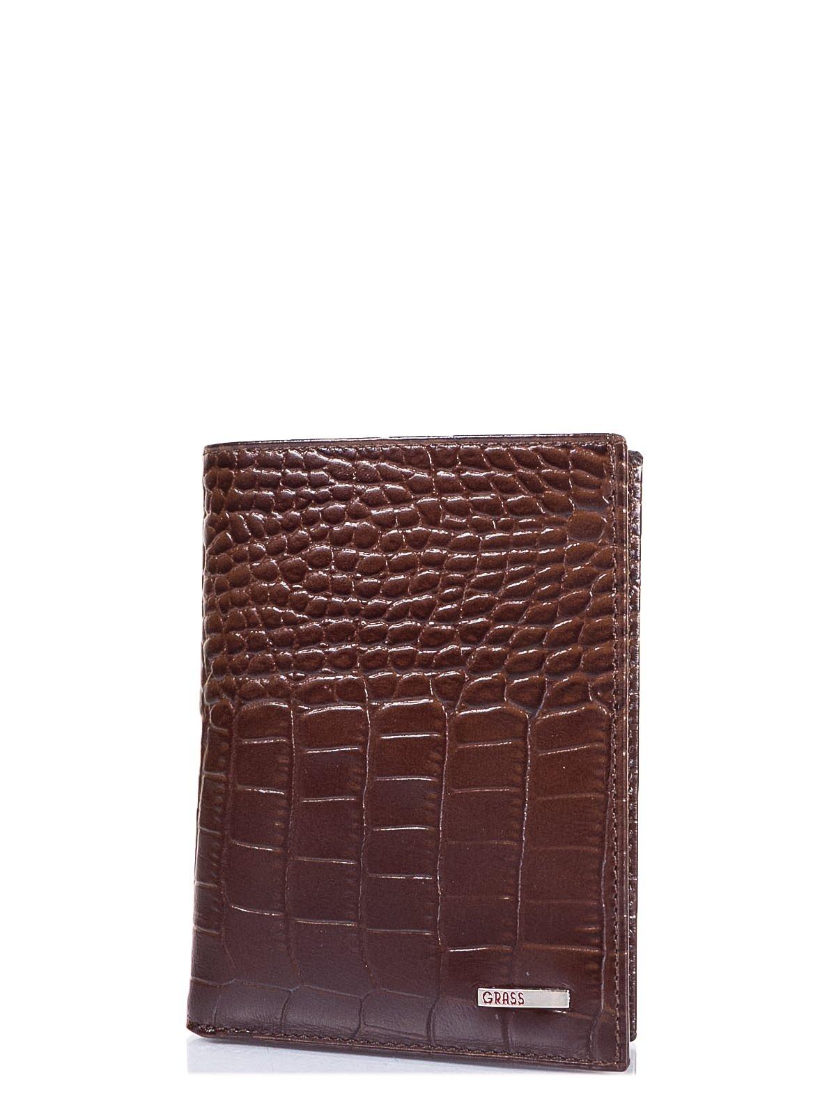 Портмоне коричневе | 3958450