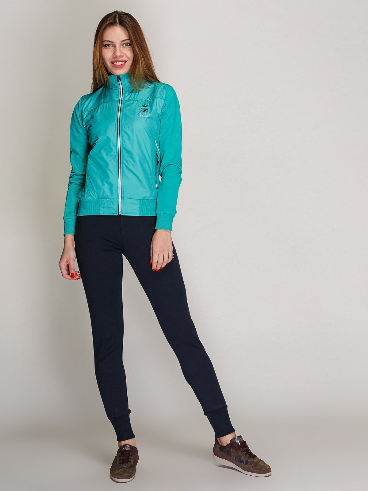 Костюм спортивный: кофта и брюки | 3952058