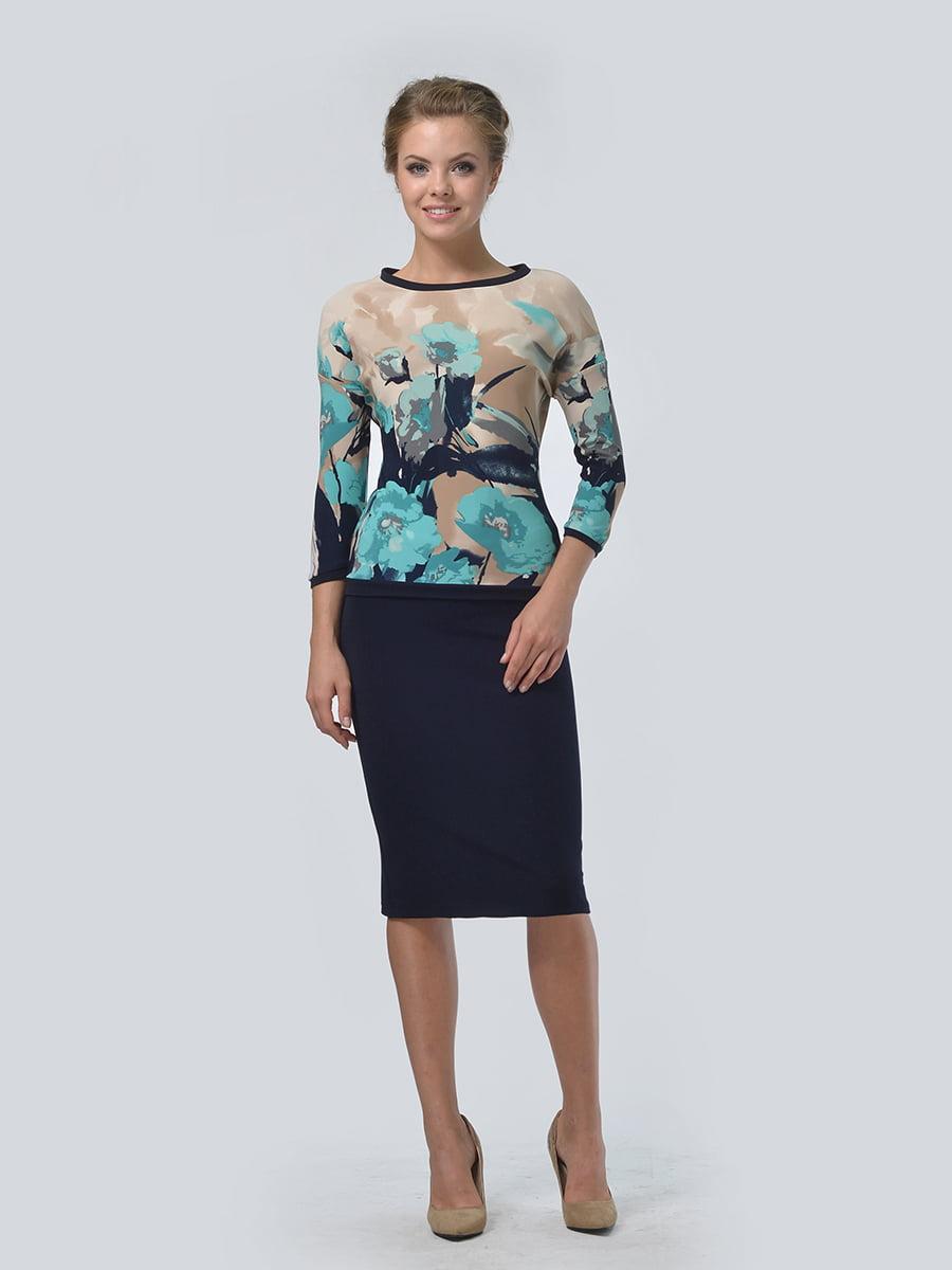 Комплект: джемпер и юбка | 3505447 | фото 5