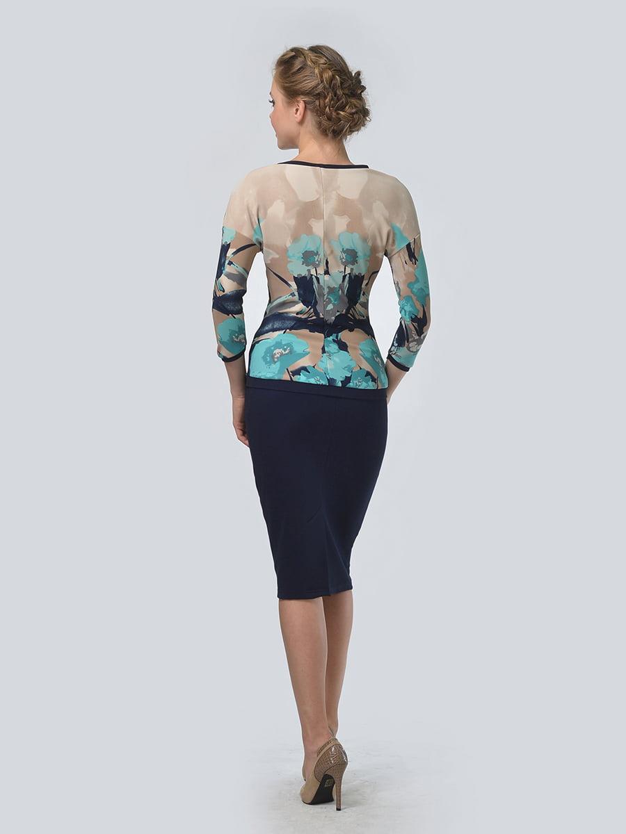 Комплект: джемпер и юбка | 3505447 | фото 8