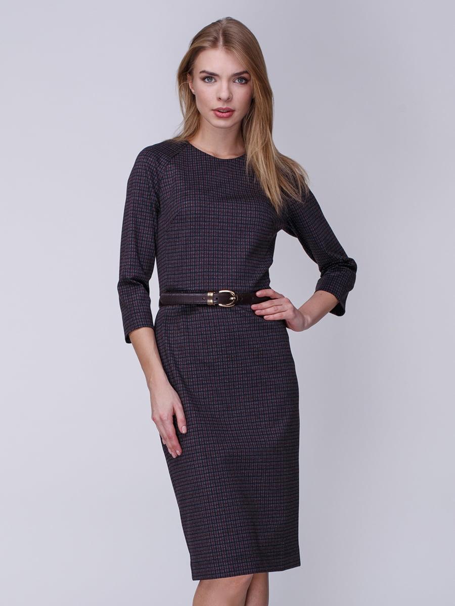 Платье серое | 3961671