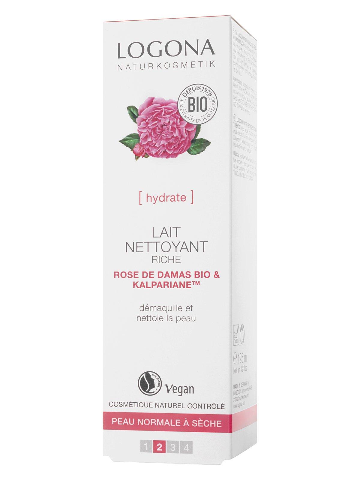 Біо-Молочко очищувальне для сухої і чутливої шкіри «Троянда» (125 мл)   3967133